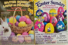 Easter Egg Coloring & Decorating kits, Select Type - $2.99
