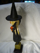Bethany Lowe  Witchy Bat Girl no. HH9216 image 2