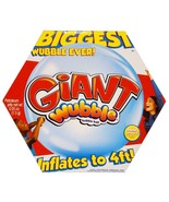 Giant Blue 4 Foot Wubble Bubble Ball with Pump Included - $49.45
