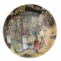 Davenport Cries Of London The Milkmaid Plate CP2542 - $35.87