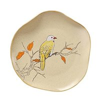 East Majik Ceramic Western Plate Steak Fruit Plate Creative Cutlery - $21.91