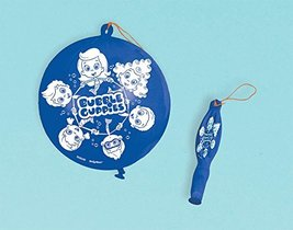 Punch Balloon Favor | Bubble Guppies Collection | Party Accessory - $6.83