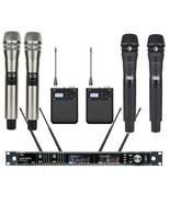 Professional Digital Wireless AD2 KSM8 Microphone System 4 Antenna Diver... - $398.46