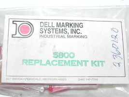 NEW DELL MARKING 5800 REPLACEMENT KIT image 1