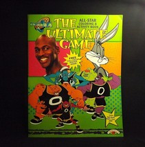 Michael Jordan Space Jam The Ultimate Game All Star Coloring & Activity ... - $13.39