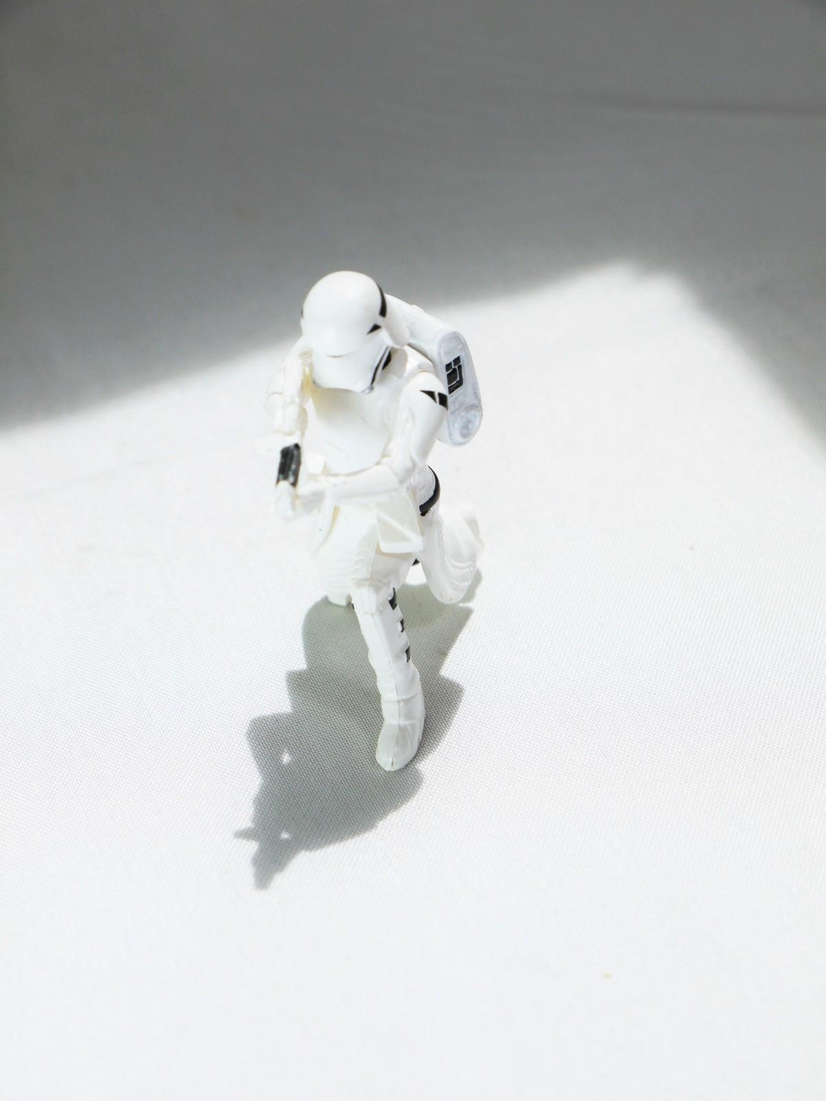 ARTS STAR WARS Characters GACHA GALAXY DESKTOP FIRST ORDER Phase 2 Snowtrooper