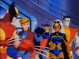 Pryde of the X-Men Pilot Episode from 1989 on DVD - $13.95