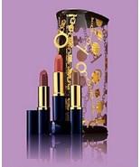 Estee Lauder Transparent Charmed Perfume Bracelet Pattern Barrel Cosmeti... - $4.94