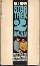 Star Trek 2 Paperback Book James Blish Bantam 1972 FINE+ - $3.25