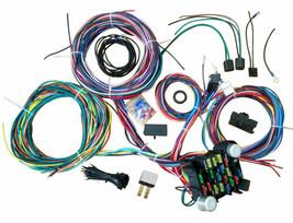 Ford Truck Wiring Harness 53-56 Street Rod Pickup Universal Wire Kit F100 F1