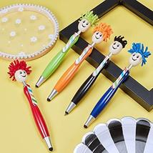 Mop Topper Pens Screen Cleaner Stylus Pens 3-in-1 Stylus Pen Duster for Kids and image 5