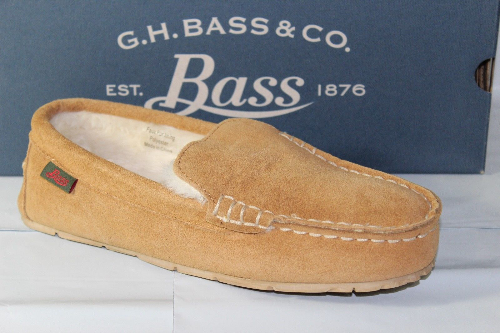 06b71a786 G.H. Bass Tahoe Men s Slip On Slippers
