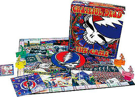 Grateful Dead the Game University Games Complete - $39.98