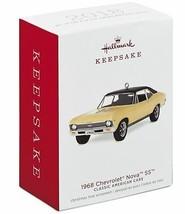 Hallmark: 1968 Chevrolet Nova SS - Classic American - Keepsake Ornament ... - $21.77