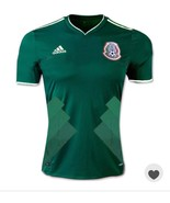 NWT MÉXICO WORLD CUP FAN HOME JERSEY SIZE S TO XL - $44.99