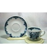 Royal Worcester 1997 Hanbury Cup And Saucer Set - $11.77