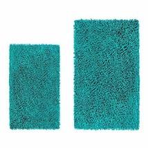 LuxUrux Bathroom Rug Mat –Extra-Soft Plush Bath Shower Bathroom Rug,1'' ... - $32.38