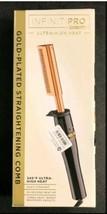 Infiniti Pro Conair - Ultra High Heat Gold Plated Straightening Comb - $17.11