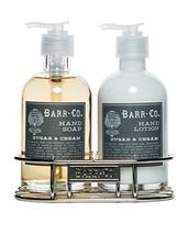 Barr Co Sugar N Cream Hand & Body Duo with Caddy by k hall designs - $39.60