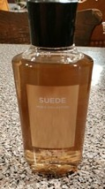 Bath & Body Works SUEDE 2 IN 1 HAIR AND BODY WASH  10 oz NEW - $14.03