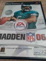 Sony PS2 Madden NFL 06 image 1