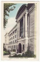 LONDON ONTARIO Canada, Life Insurance Building vintage postcard - $3.95
