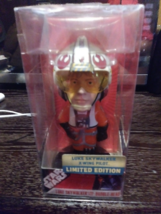 luke skywalker funko bobblehead brand new - $22.99
