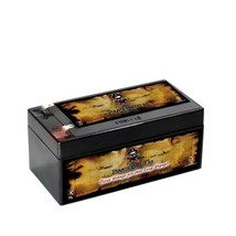 Chrome Battery 12V 3.2AH APC UPS Computer Back Up Power Battery - $19.07