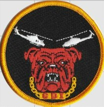 USMC HMLA-773 Red Dogs Qual Patches CDQAR - $11.87