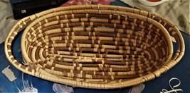 Straw Bread/Rolls Serving Basket  - $10.00