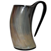 Game of thrones viking drinking horn Beer Whisky mugs tankard perfect gift - $45.65
