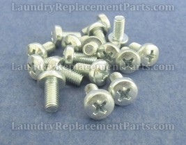 100 PACK SCREW, M5X8 FOR WASCOMAT PART# 132301 - $28.95
