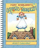 Mary Engelbreit 2020 Monthly/Weekly Planner Calendar: Express Yourself E... - $4.65