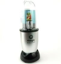 Magic Bullet Personal Blender 3pc Original Magic Bullet Silver Nutri MB1... - $29.99