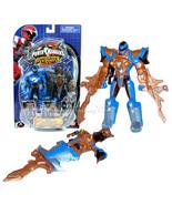 "NEW Bandai Power Rangers Operation Overdrive 6"" Action Figure Blue Senti... - $39.99"