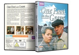 BBC DVD - One Foot In The Grave Series 2 DVD - $20.00