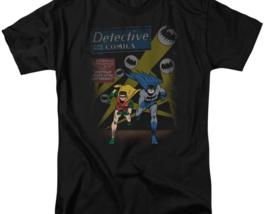 Batman and Robin DC Comics Cover Superhero Graphic T-shirt BM1845 image 2