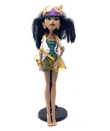 Monster High Doll Cleo De Nile Mad Science Goggles Lab Coat Mattel - $17.72