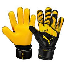Puma Junior One Protect 3 RC Goalkeeper Gloves GK Soccer Football 04166102 - $49.99