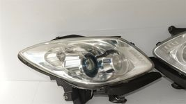 08-12 Buick Enclave Hid Xenon NON-AFS Headlight Lamps LH & RH - POLISHED image 4