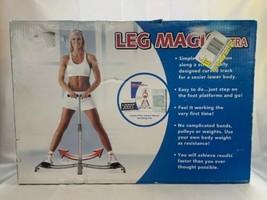 Leg Magic Ultra Exercise Machine Brand New In Box Fitness Quest - $1.688,70 MXN