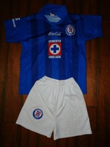 Cruz Azul uniform for kids size 12 - $11.88