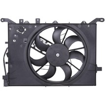RADIATOR & A/C FAN ASSEMBLY VO3115104 FITS 99 00 VOLVO S80 T6 L6 2.8L L6 2.9L image 2