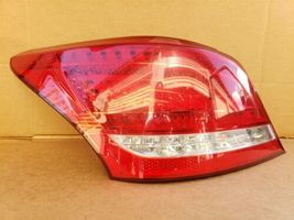11-13 Hyundai Equus Tail Light Lamp Driver Left LH image 4
