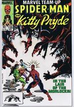 Marvel Team Up #135 ORIGINAL Vintage 1983 Marvel Comics Spider-Man Kitty... - $9.49