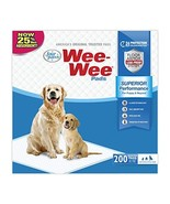 Wee Wee Puppy Pee Pads for Dogs | 200 Count | Puppy Training Pads for Do... - £42.99 GBP