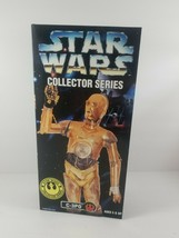 "Star Wars Collector Series C-3PO Rebel Alliance 12"" Action Figure 1996 New - $49.99"