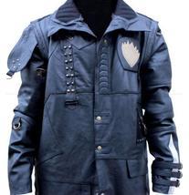 Mens Yondu Guardians of Galaxy Vol 2 Michael Rooker Brown Costume Coat image 5