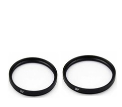 2X UV Filters For Sony HDR-CX500E HDR-CX500VE HDR-CX505VE HXR-MC50U HXR-... - $9.72