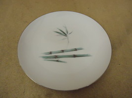 Sango Vintage Dinner Plate 10 1/8in Diameter Japan Bamboo Knight China - $36.25